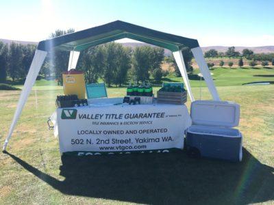 YAR annual golf tournament (Sept. 2018)