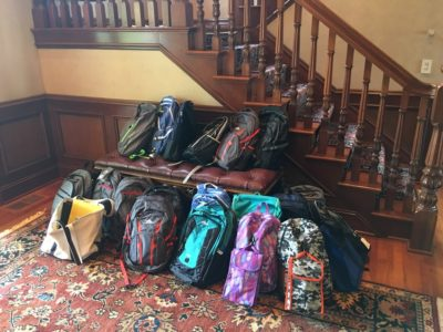 Rod's House - Back to School Backpack & School Supply drive (8/14/18)
